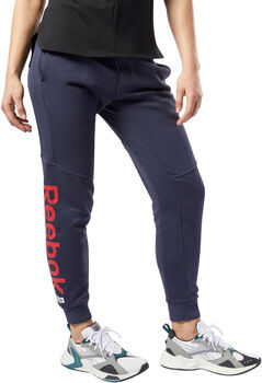 Reebok Pantalón Training Essentials Linear Logo mujer