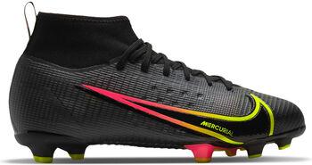 Botas de fútbol Nike Mercurial Superfly 8 Pro FG Negro