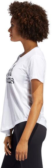 Camiseta Manga Corta Badge Of Sport