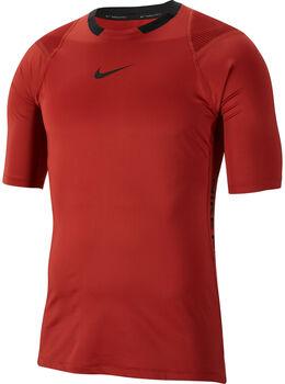 Nike Camiseta m/cNK AEROADPT TOP SS NPC hombre Rojo