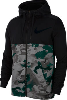 Nike Sudadera Dri-Fit Camuflaje hombre