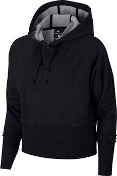 Nike Women's Pullover Training Hoodie  mujer Negro