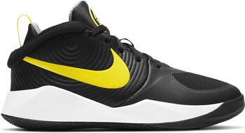 Nike Zapatillas Baloncesto Team Hustle D9 Negro