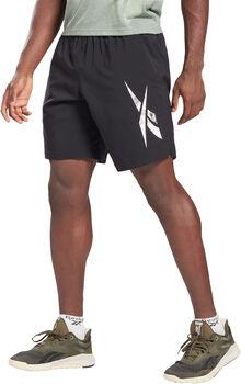 Reebok Pantalón Corto Workout Woven Graphic hombre