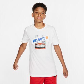 Nike Camiseta m/c B NK DRY TEE DFC JDI BACKBOARD