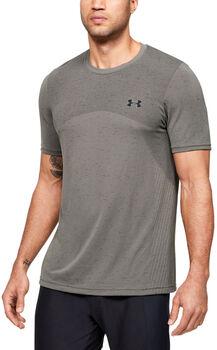 Under Armour Camiseta de manga corta UA Seamless para hombre Verde