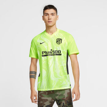 Nike Camiseta tercera equipación Stadium Atlético de Madrid 2020/2021 hombre Amarillo