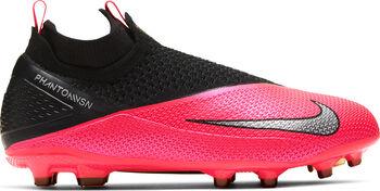 Nike Phantom Vision 2 Dynamic FIT MG Rojo