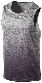 ENERGETICS Robbi Ux Camiseta Fitness hombre Gris