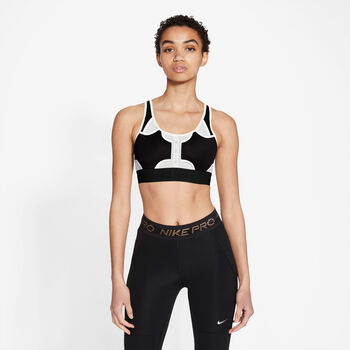 Sujetador deportivo Nike Swoosh UltraBreathe mujer