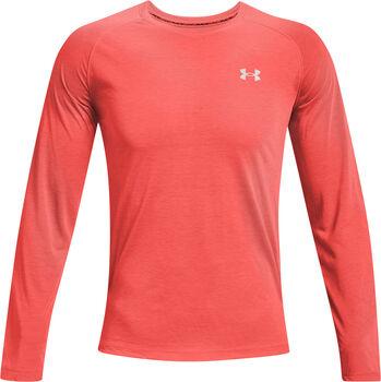 Under Armour Camiseta manga larga Streaker Run hombre Rojo