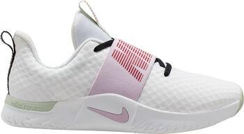 Nike Zapatilla  RENEW IN-SEASON TR 9 mujer Blanco
