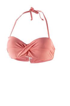 FIREFLY Bikini Top Bandeau aro-foam Solid mujer