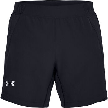 Under Armour Short QLIFIER SPEEDPOCKET 7'' S hombre Negro