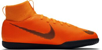 Nike Superflyx 6 Club IC s niño Naranja