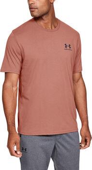 Under Armour Camiseta de manga cortaSportstyle Left Chest para hombre