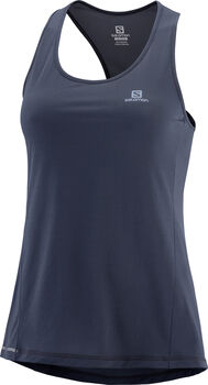 Salomon Camiseta SM AGILE TANK W Graph mujer