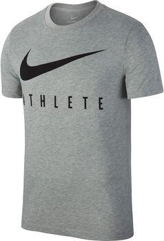 Camiseta de entrenamiento Nike Dri-FIT hombre Gris