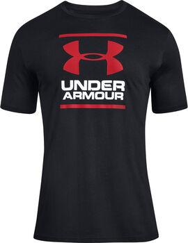 Under Armour Camiseta m/c GL Foundation SS T hombre Negro