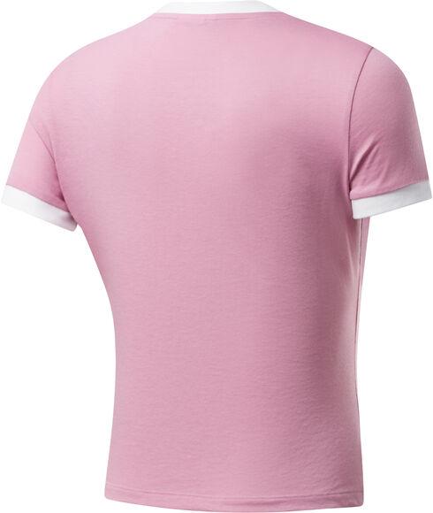 Camiseta manga corta TE Linear Logo Slim