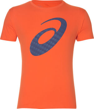 Asics Camiseta Silver Graphic SS Top #3 hombre