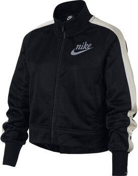 Chaqueta de lana Nike Sportswear niño Negro
