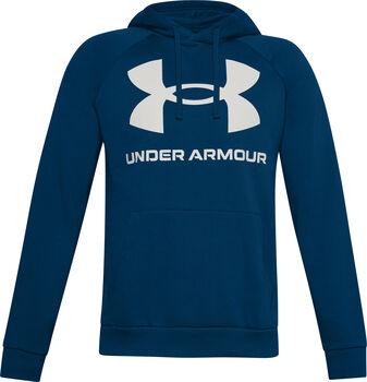 Under Armour Sudadera con capucha de tejido Fleece UA Rival Big Logo hombre