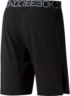 Pantalones cortos de boxeo tejidos Combat