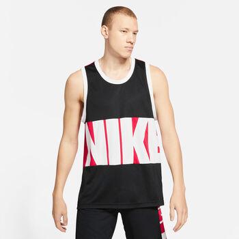 Nike Camiseta Sin Mangas Dri-Fit Starting 5 hombre Negro