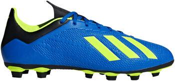 Botas fútbol adidas X 18.4 FG hombre
