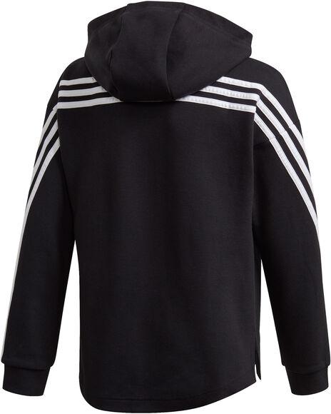 Chaqueta con capucha Full-Zip 3 bandas