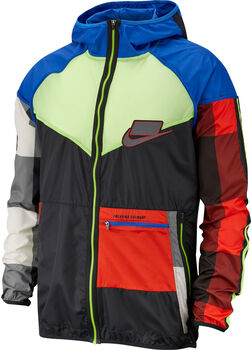 Nike ChaquetaNK WILD RUN WR JKT hombre Multicolor