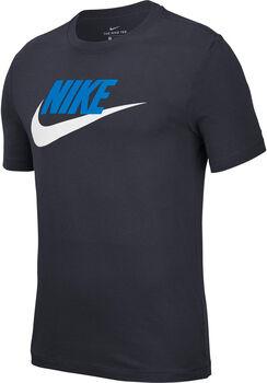 Nike Camiseta m/cNSW TEE ICON FUTURA hombre Azul