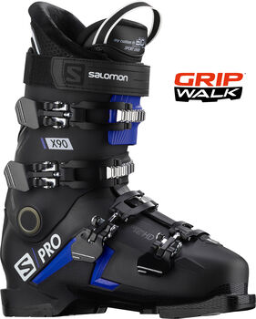Salomon Bota B A S/PRO X90 CS GW BLACK/RACE hombre