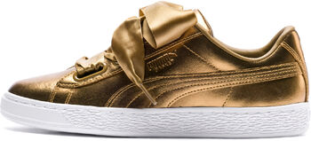 Puma Basket Heart Luxe Wn's mujer