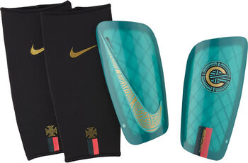 Espinilleras fútbol Nike CR7 Mercurial Lite hombre