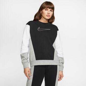 Nike Sudadera Sportswear Women's Crew mujer Negro