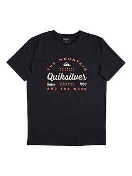 Quiksilver Drop In Drop Out - Camiseta para Hombre