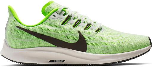 Nike - Nike Air Zoom Pegasus 36 - Hombre - Zapatillas Running - Gris - 42