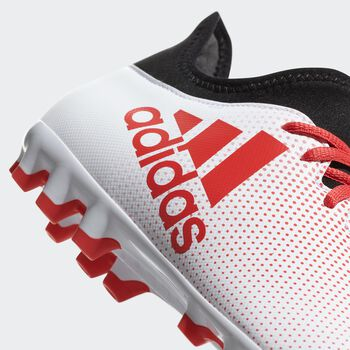 Botas fútbol adidas X 17.3 AG Blanco