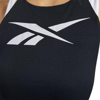 Reebok Camiseta de tirantes Mesh Bralette mujer