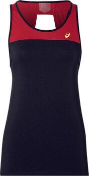 Asics Camiseta m/c LOOSE STRAPPY TANK mujer Negro