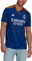 Camiseta segunda equipación Real Madrid 21/22