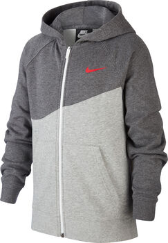Nike Sudadera B NSW SWOOSH HOODIE FZ FT