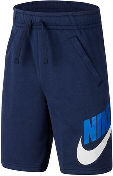 Nike Pantalón corto Sportswear Club Fleece niño Azul