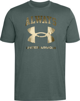 Camiseta manga corta Always Under Armour hombre Azul