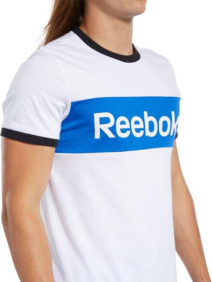 Camiseta Manga Corta Blocked