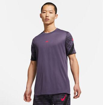 Camiseta de manga corta Nike Dri-FIT Strike hombre Púrpura