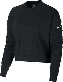 Nike Top PO Versa GRX Mujer Negro