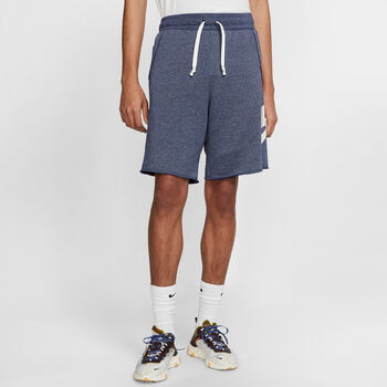 Nike Pantalón Corto Alumni hombre Azul